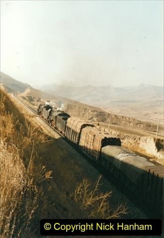 China 1999 October Number 2. (334) The Jingpeng Pass.