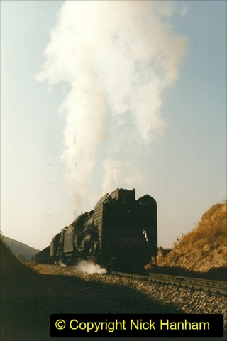 China 1999 October Number 2. (335) The Jingpeng Pass.