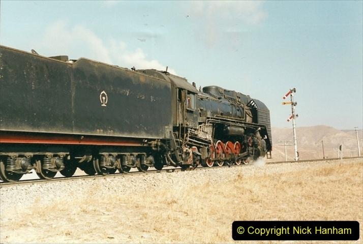 China 1999 October Number 2. (337) The Jingpeng Pass.