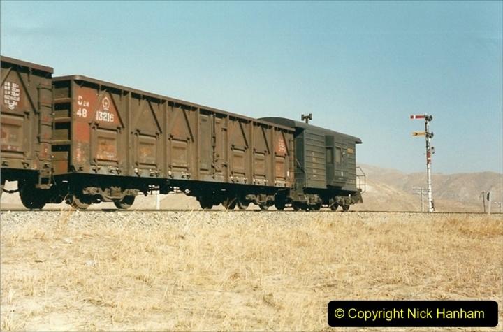 China 1999 October Number 2. (345) The Jingpeng Pass.