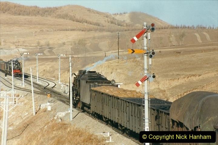 China 1999 October Number 2. (351) The Jingpeng Pass.