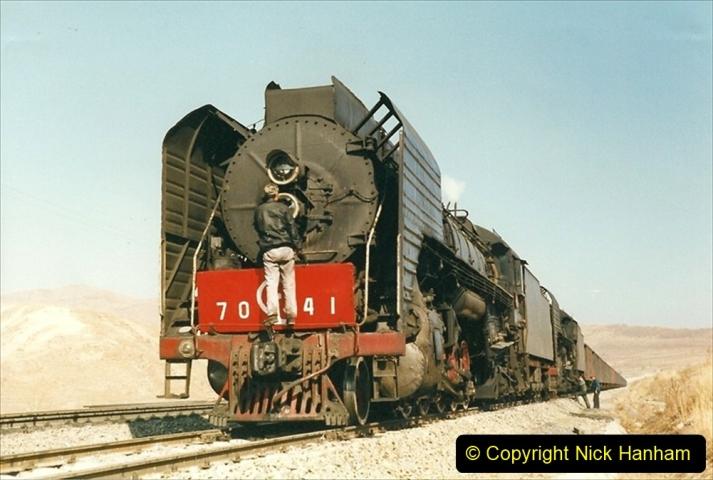 China 1999 October Number 2. (362) The Jingpeng Pass.