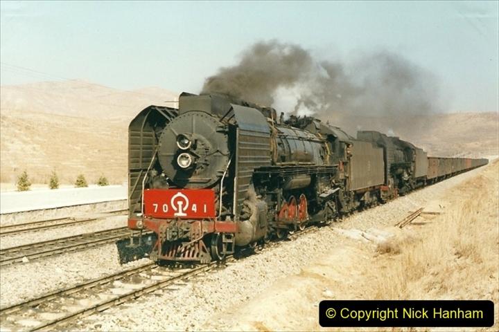 China 1999 October Number 2. (364) The Jingpeng Pass.