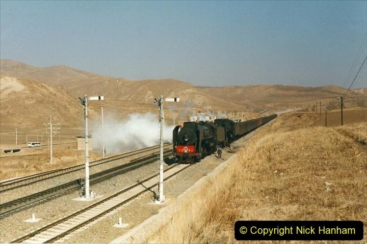 China 1999 October Number 2. (365) The Jingpeng Pass.