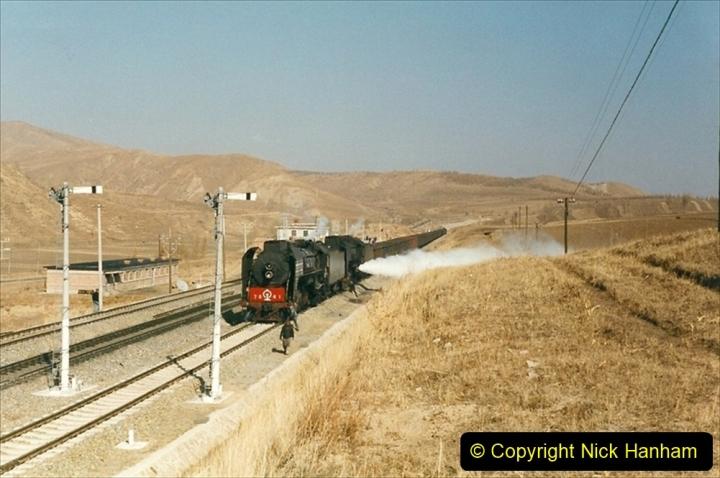 China 1999 October Number 2. (366) The Jingpeng Pass.