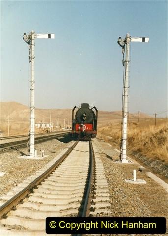 China 1999 October Number 2. (367) The Jingpeng Pass.