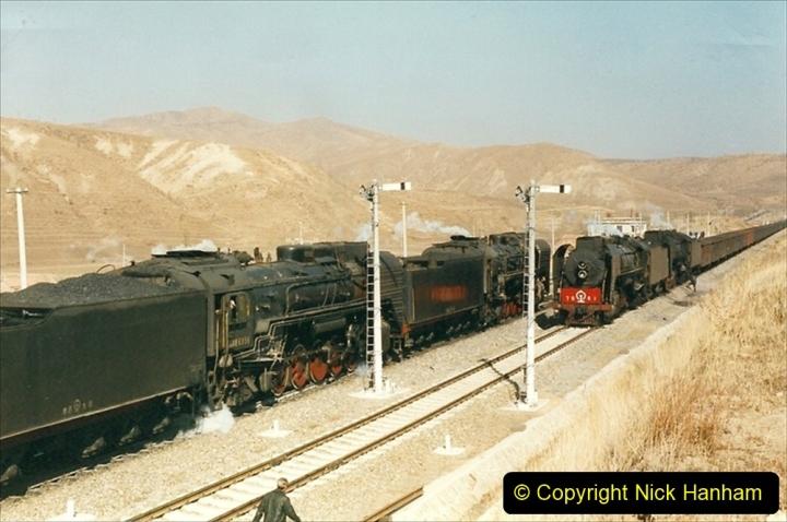 China 1999 October Number 2. (370) The Jingpeng Pass.