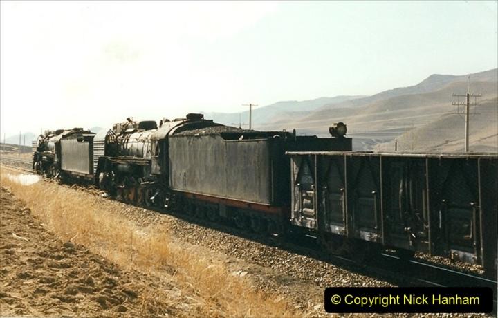 China 1999 October Number 2. (375) The Jingpeng Pass.
