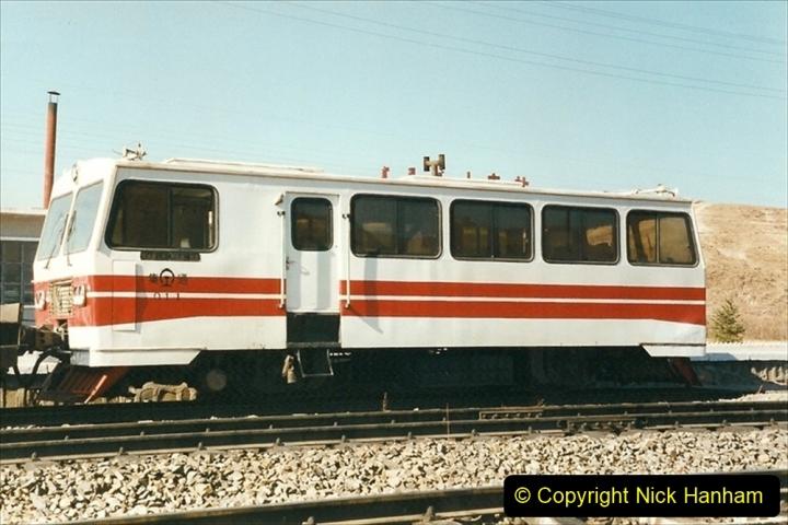 China 1999 October Number 2. (381) The Jingpeng Pass.