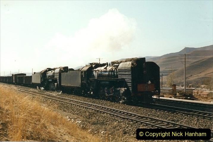 China 1999 October Number 2. (384) The Jingpeng Pass.