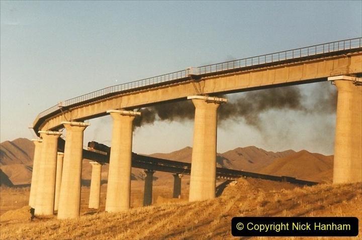 China 1999 October Number 2. (386) The Jingpeng Pass.