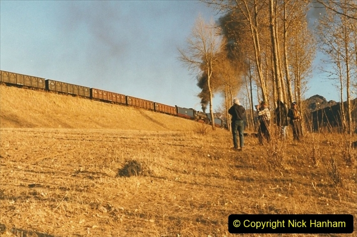 China 1999 October Number 2. (391) The Jingpeng Pass.