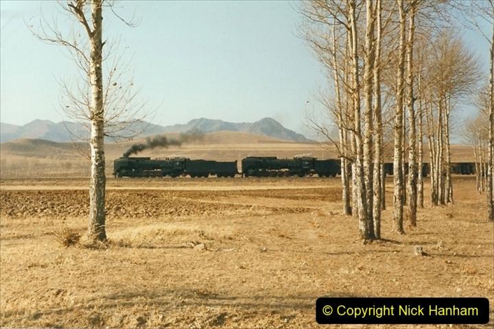 China 1999 October Number 2. (393) The Jingpeng Pass.