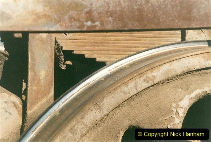 China 1999 October Number 2. (43) China Rail Tongliao Shed.