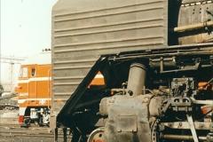 China 1999 October Number 2. (15) China Rail Tongliao Shed.