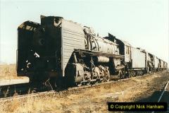 China 1999 October Number 2. (172) China Rail Deban Depot.