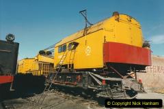 China 1999 October Number 2. (180) China Rail Deban Depot.