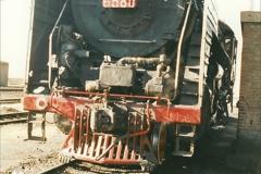 China 1999 October Number 2. (183) China Rail Deban Depot.
