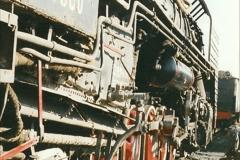 China 1999 October Number 2. (186) China Rail Deban Depot.