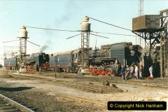 China 1999 October Number 2. (197) China Rail Deban Depot.