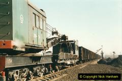 China 1999 October Number 2. (20) China Rail Tongliao Shed.