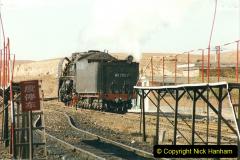 China 1999 October Number 2. (202) China Rail Deban Depot.