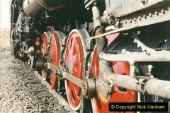 China 1999 October Number 2. (203) China Rail Deban Depot.