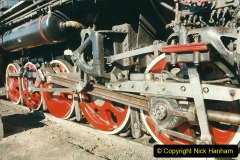 China 1999 October Number 2. (204) China Rail Deban Depot.