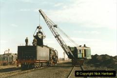 China 1999 October Number 2. (207) China Rail Deban Depot.