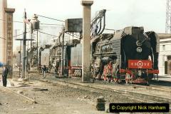 China 1999 October Number 2. (209) China Rail Deban Depot.