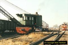 China 1999 October Number 2. (22) China Rail Tongliao Shed.