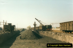 China 1999 October Number 2. (24) China Rail Tongliao Shed.