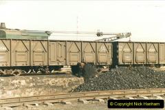 China 1999 October Number 2. (25) China Rail Tongliao Shed.