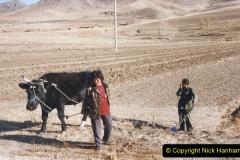 China 1999 October Number 2. (275) The Jingpeng Pass locals.