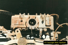 China 1999 October Number 2. (42) China Rail Tongliao Shed.