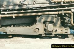 China 1999 October Number 2. (52) China Rail Tongliao Shed.