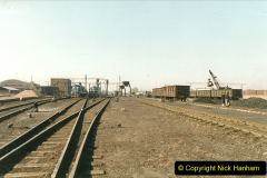 China 1999 October Number 2. (54) China Rail Tongliao Shed.