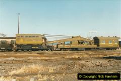 China 1999 October Number 2. (64) China Rail Tongliao Shed.