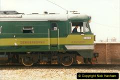 China 1999 October Number 2. (85) China Rail Tongliao Shed.