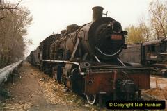 China 1999 October Number 3. (194)  China Rail Lingfen Depot194