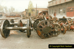 China 1999 October Number 3. (229) Sujiatum Works229