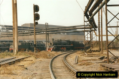 China 1999 October Number 3. (23) Anshan Steel Works. The works area was very, very dirty.  023