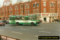 China 1999 October Number 3. (267) Sujitum Buses. 267