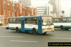 China 1999 October Number 3. (272) Sujitum Buses. 272