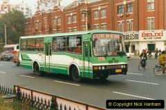 China 1999 October Number 3. (274) Sujitum Buses. 274