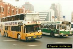 China 1999 October Number 3. (275) Sujitum Buses. 275