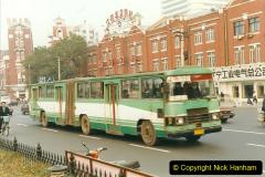 China 1999 October Number 3. (283) Sujitum Buses. 283