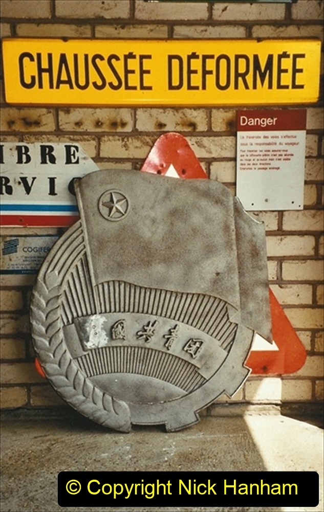 China Rail Plates Restorations. Picture (1) 01