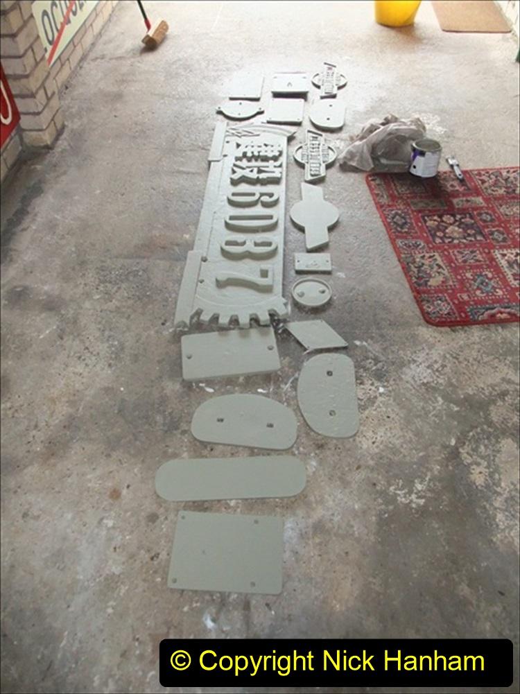 China Rail Plates Restorations. Picture (18) 18