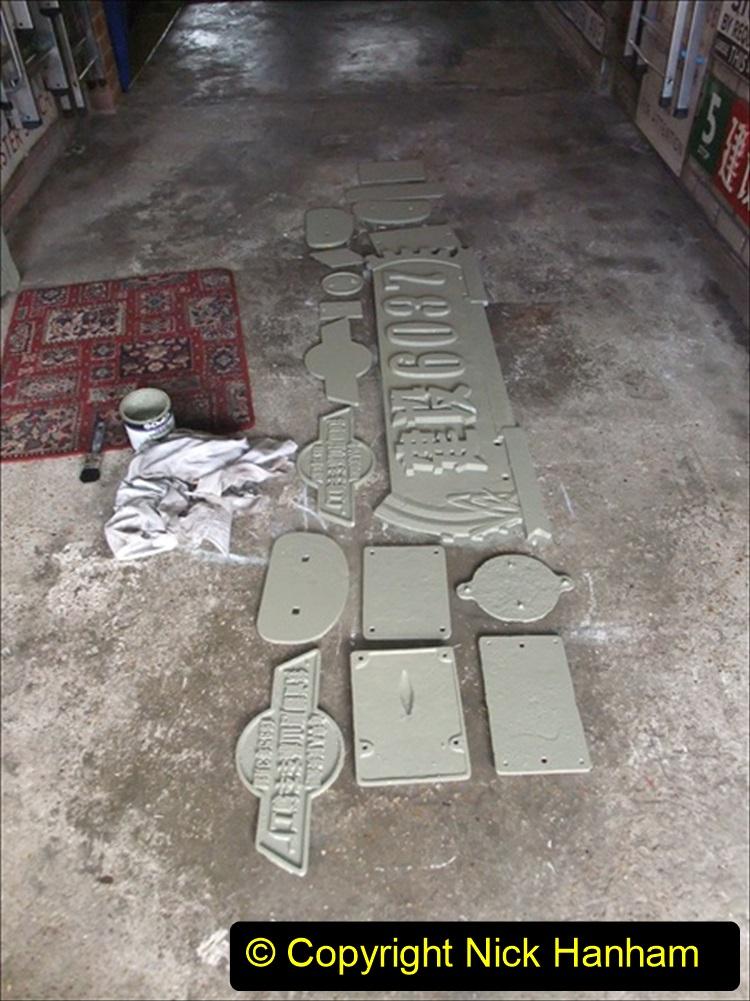 China Rail Plates Restorations. Picture (19) 19